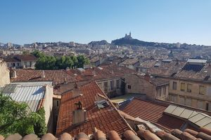 Location de vacances - 2 rooms flat with amazing view! - Marseille
