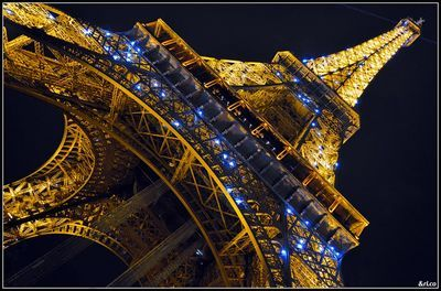 Tour Eiffel-Paris-75007-France