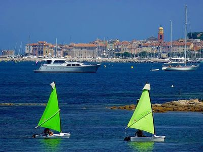 France-Var-Saint-Tropez-port-Yacht